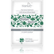 """Master Herb"" Anti-acne and scar facial cleansing mask,1pc-0"