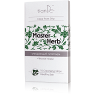 """Master Herb"" Purifying Clear Pore Nasal Strip,No Black Spots,1pc-0"