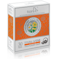 Tibetan collection herbal infusion,30x1.5g-0