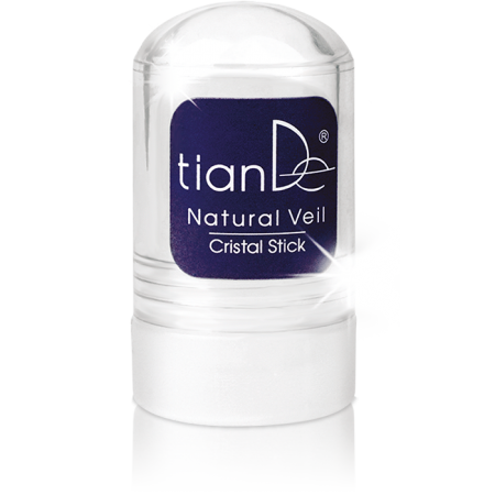 Natural Veil Crystal Body Deodorant,Antibacterial Crystal,1pc-0