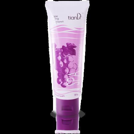 SPA Technology Universal Body & Face Grape Peeling,120g-0