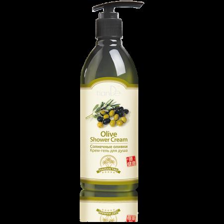 Sunny Olives Shower Cream,350g-0