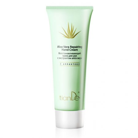 Aloe Vera Repair Hand Cream,80ml-0