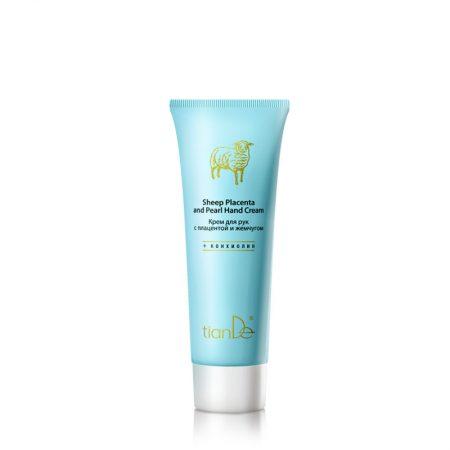 Sheep Placenta and Pearl Hand Cream,80ml-0