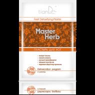 """Master Herb"" Feet Detoxifying plaster,2pcs-0"