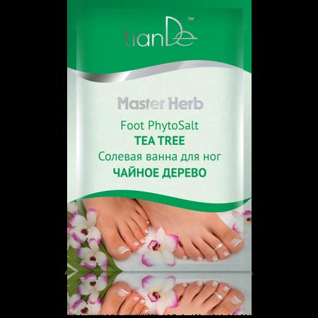 Tea Tree Foot Phyto Salt,50g-0