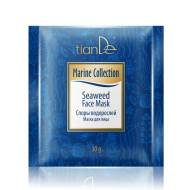 Marine Collection - 100% Seaweed Face Mask, 30 g-0