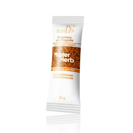 Foot Cream with Rosemary and Propolis,30g -0