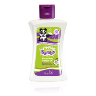 Shampoo body and hair gel Baby Bambo,250 g-0