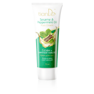 "Foot cream ""Sesame and mint oil"",75 ml-0"