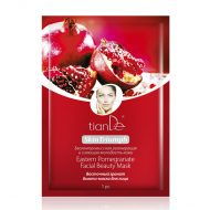 Eastern Pomegranate Facial Beauty Mask,1pc-0