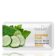 Cucumber Fresh Facial Mask,1pc-0